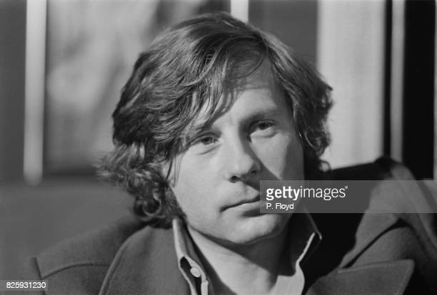 PolishFrench filmmaker Roman Polanski in London 20th October 1970