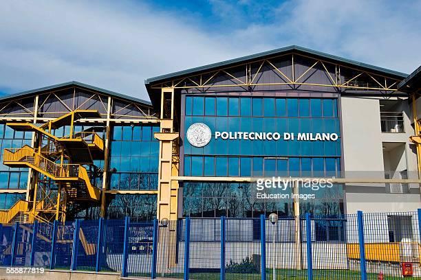 Politecnico Campus Bovisa Milan Italy