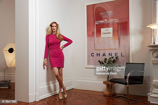 Political commentator Ann Coulter is photographed for The Times Magazine UK on August 2 2016 in New York City ON EMBARGO UNTIL NOVEMBER 13 2016