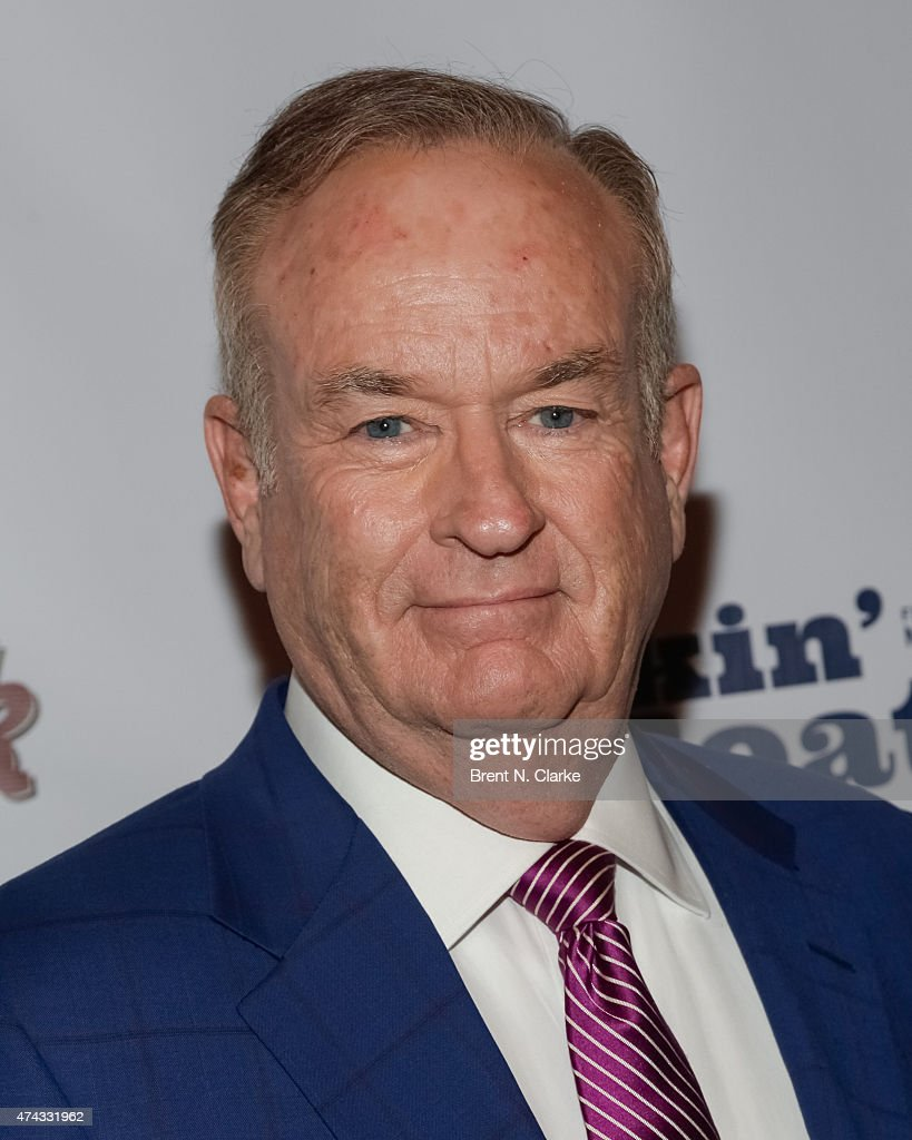 Political commentator <a gi-track='captionPersonalityLinkClicked' href=/galleries/search?phrase=Bill+O%27Reilly+-+Political+Commentator&family=editorial&specificpeople=12328898 ng-click='$event.stopPropagation()'>Bill O'Reilly</a> arrives for the Rock The Boat Fleet Week Kickoff Concert held at Hard Rock Cafe, Times Square on May 21, 2015 in New York City.