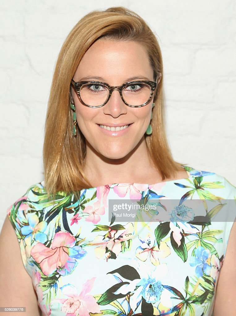 Political commentator, SE Cupp attends the Glamour and Facebook brunch to discuss sexism in 2016, during WHCD Weekend at Kinship on April 29, 2016 in Washington, DC.