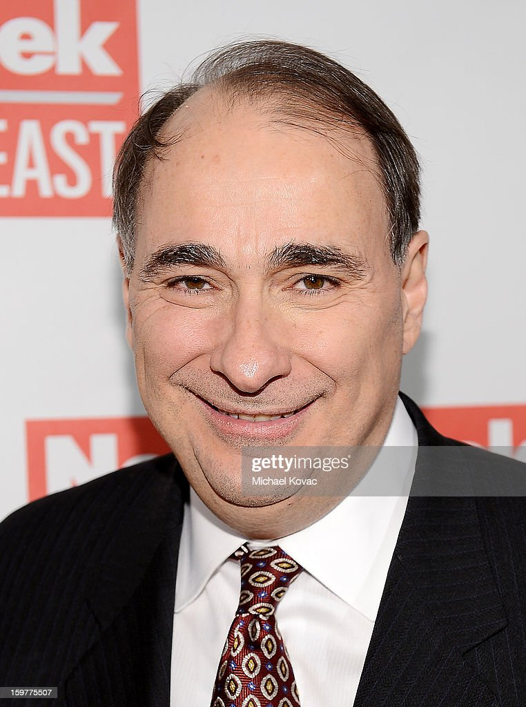 Political consultant David Axelrod attends The Daily Beast Bi-Partisan Inauguration Brunch at Cafe Milano on January 20, 2013 in Washington, DC.
