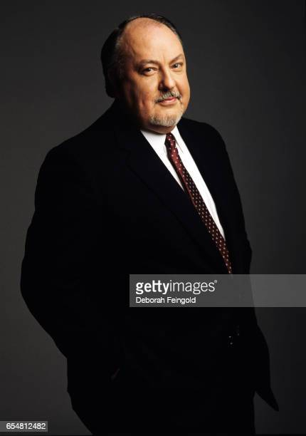 Political media consultant Roger Ailes poses for a portrait in March 1989 in New York City New York