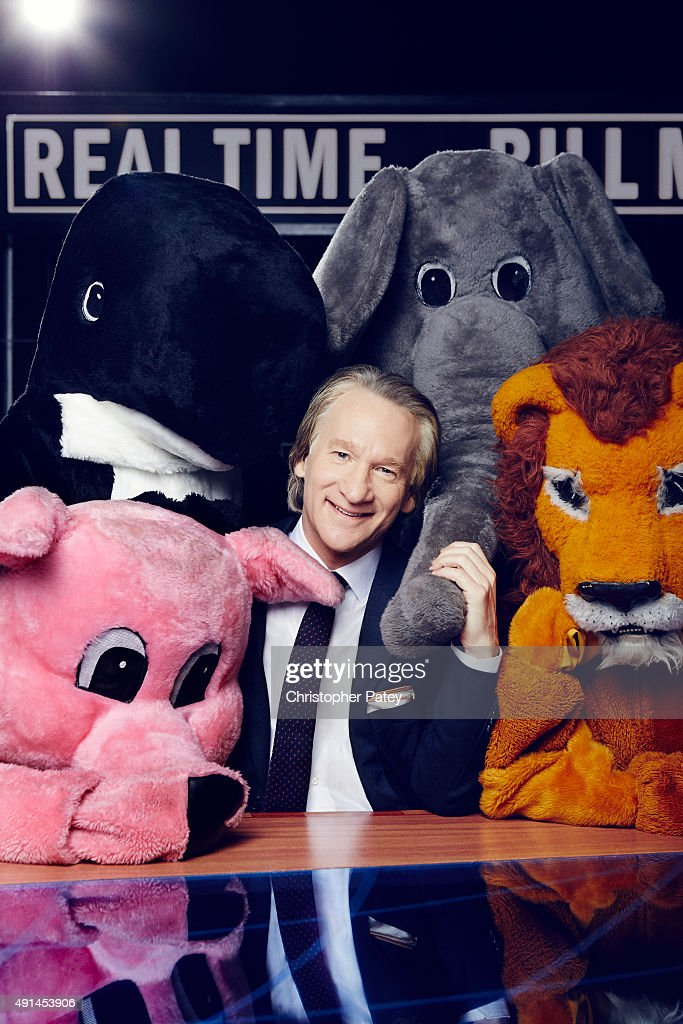 Bill Maher, The Hollywood Reporter, August 20, 2015