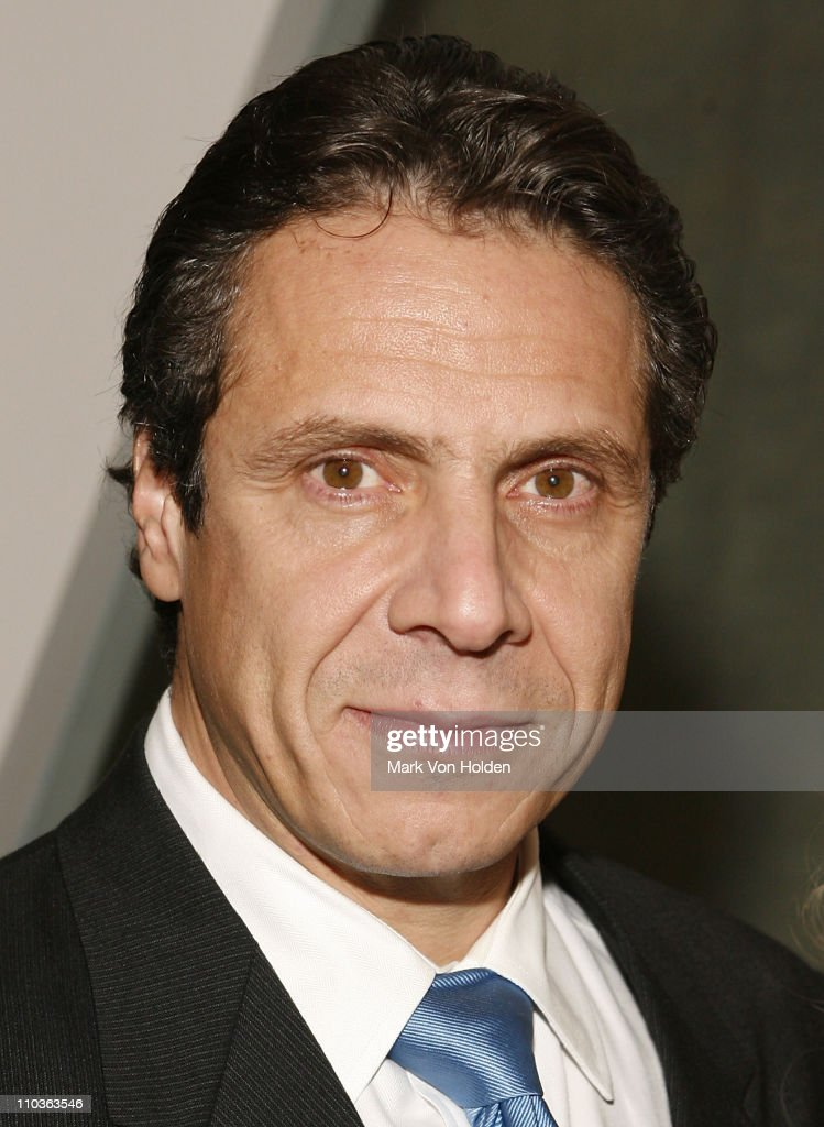 Politician <a gi-track='captionPersonalityLinkClicked' href=/galleries/search?phrase=Andrew+Cuomo&family=editorial&specificpeople=228332 ng-click='$event.stopPropagation()'>Andrew Cuomo</a> at the launch party for book 'Made From Scratch: A Memoir' by <a gi-track='captionPersonalityLinkClicked' href=/galleries/search?phrase=Sandra+Lee+-+Television+Personality&family=editorial&specificpeople=242799 ng-click='$event.stopPropagation()'>Sandra Lee</a> on November 5, 2007 at Le Cirque in New York City.