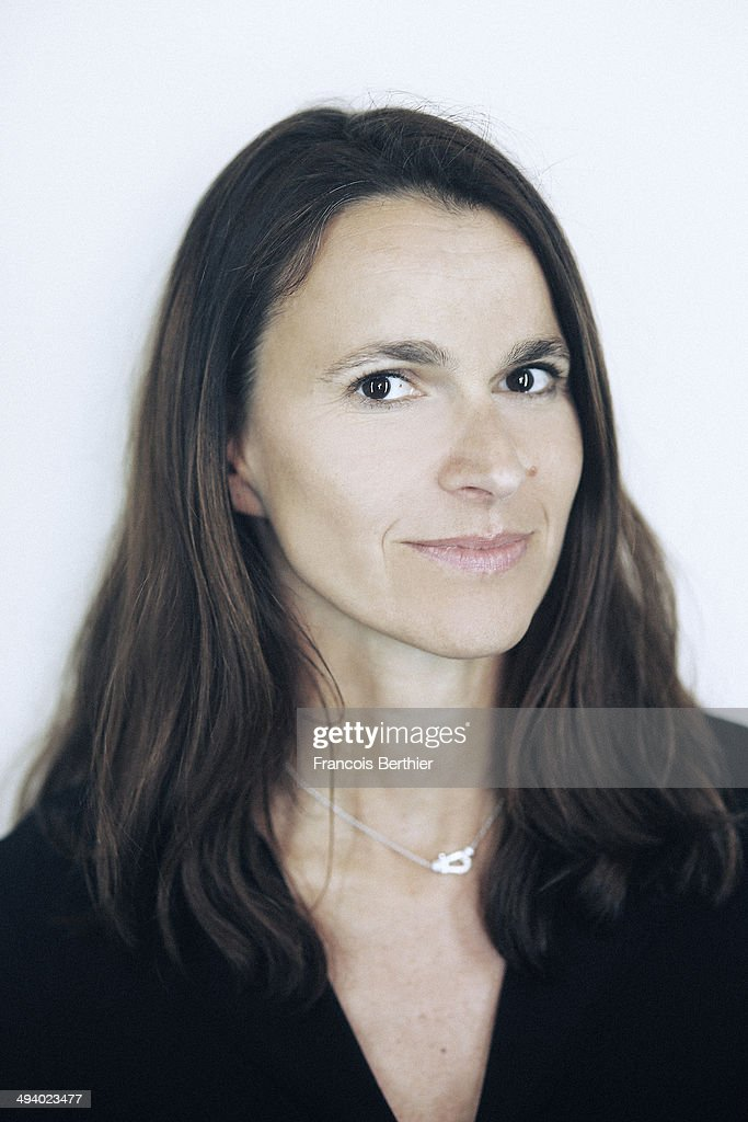 Politician Aurelie Filippetti is photographed for Self Assignment on May 20, 2014 in Cannes, France.