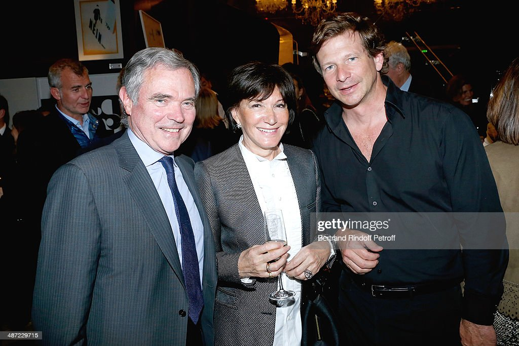 'Le Dernier Diamant' Paris Premiere At Royal Monceau Hotel