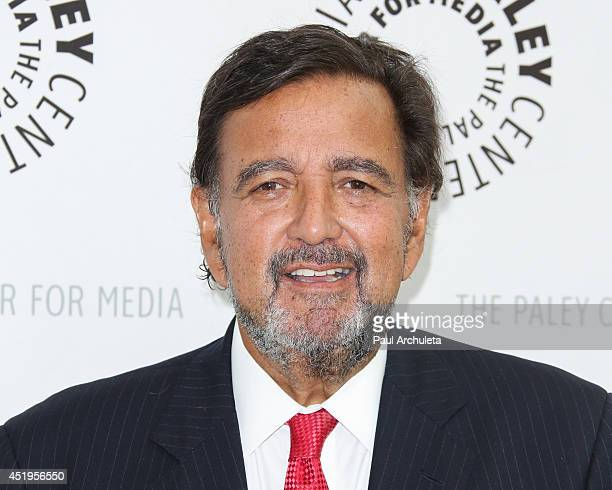Politician Bill Richardson attends an evening with WGN America's 'Manhattan' at The Paley Center for Media on July 9 2014 in Beverly Hills California