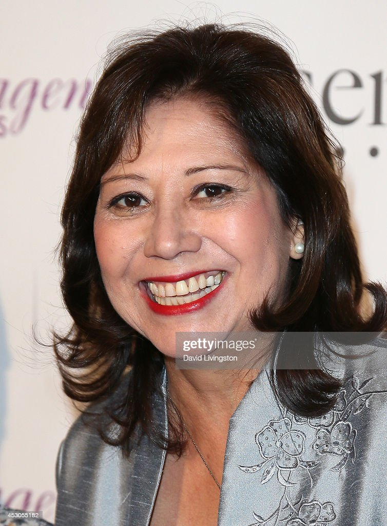 Politician Hilda Solis attends the 29th Annual Imagen Awards at the Beverly Hilton Hotel on August 1 2014 in Beverly Hills California
