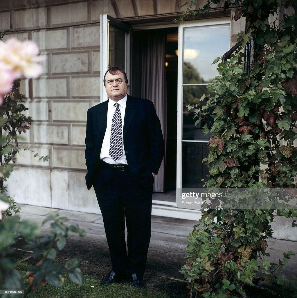 John Prescott, November 19, 2002