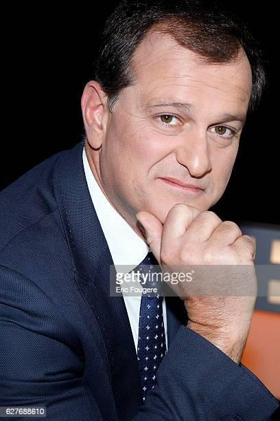 Politician Louis Aliot Photographed in PARIS