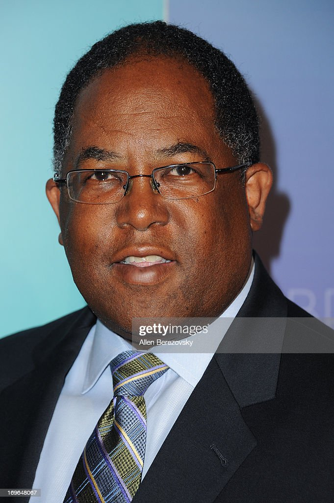 Politician Mark Ridley-Thomas arrives at the United Friends of the Children Brass Ring Awards Dinner 2013 at The Beverly Hilton Hotel on May 29, 2013 in Beverly Hills, California.
