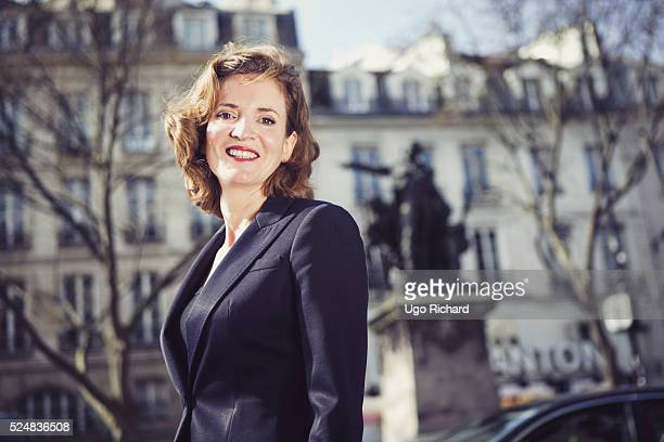 Politician Nathalie Kosciusko Morizet is photographed for Gala on April 20 2016 in Paris France