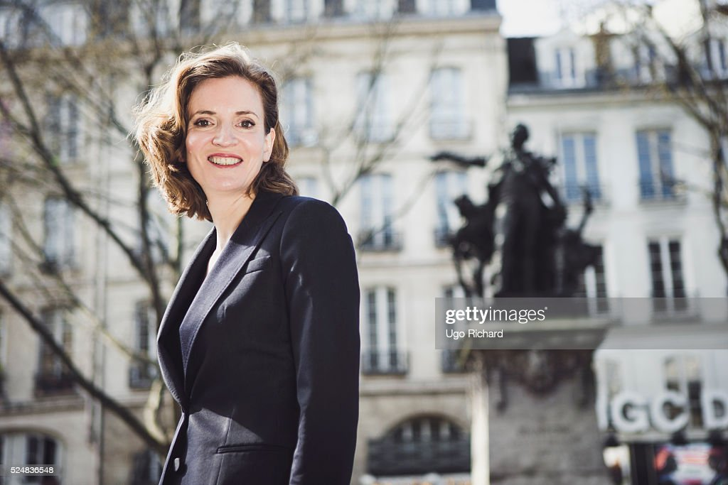 Politician Nathalie Kosciusko Morizet is photographed for Gala on April 20, 2016 in Paris, France.