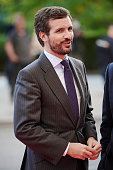 King Felipe Of Spain Delivers 'Abarca Prize' In Madrid