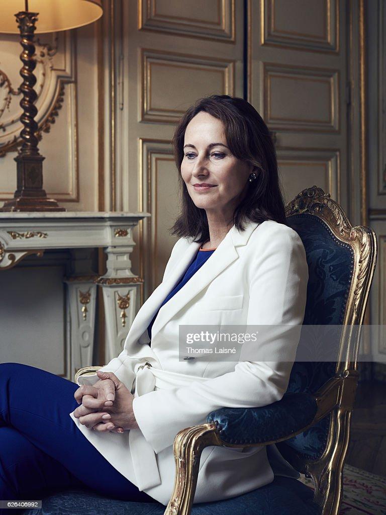 Ségolène Royal, Self Assignment, November 2015