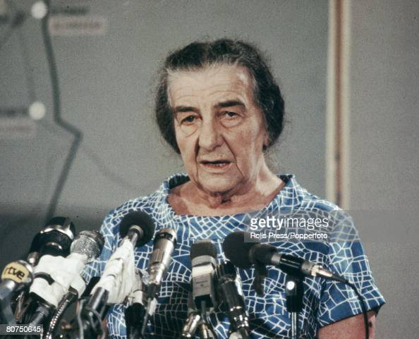 a biography of golda meir an israeli politician For five decades golda meir was at the center of the political arena in israel and  left her mark on the development of the yishuv and the state.