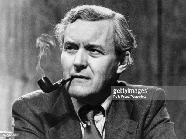3rd October 1977 Anthony WedgwoodBenn born 1925 Labour MP at the Labour Party Conference