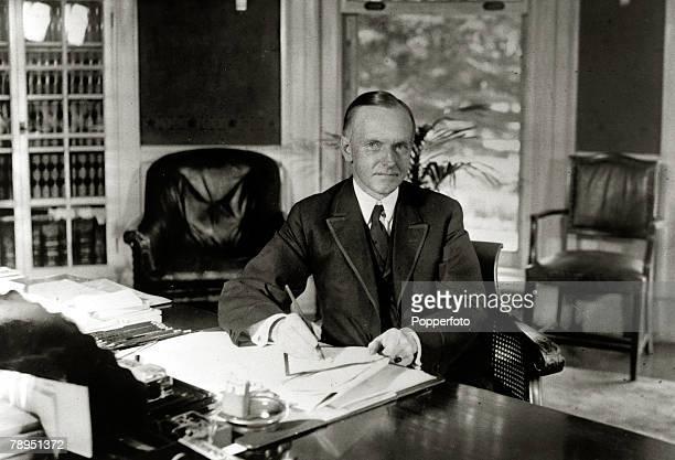 Political Career of Calvin Coolidge