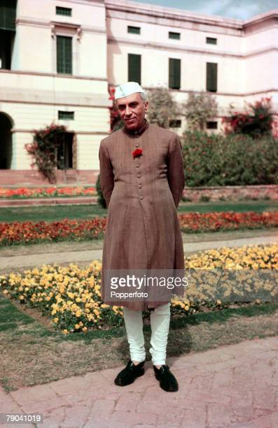 1950 Jawaharlal Nehru the Prime Minister of India a nationalistic politician who was Prime Minister from 1947 He was the father of Indira Gandhi and...