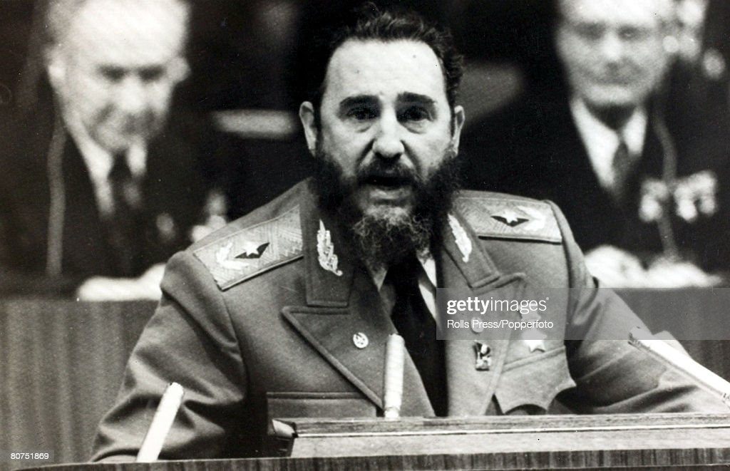 a biography of fidel castro the prime minister of cuba from 1959 to 1976 He ruled cuba from 1959 to 2006 and was widely admired as a brave  and was  legally sanctioned by the constitution adopted in 1976  this entry was posted  on november 26, 2016 at 5:26 pm and is filed under history, human rights.