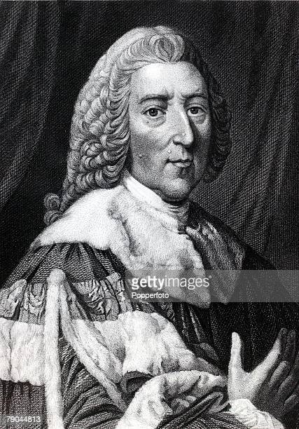 Politics William Pitt Earl of Chatham who became British Prime Minister
