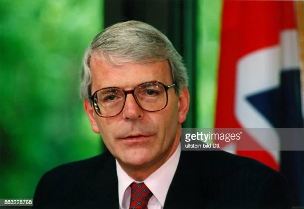 Politiker Conservative Party GB seit 1990 Premierminister