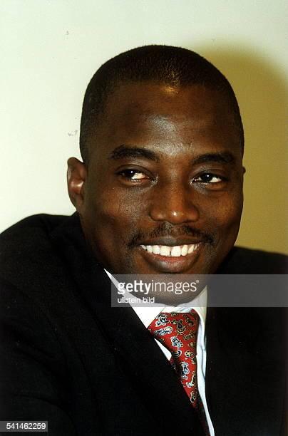 Politiker Demokratische Republik KongoStaatspräsidentPorträt