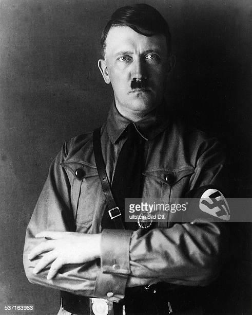 Politiker NSDAP D in SAUniform vermutlich 1932