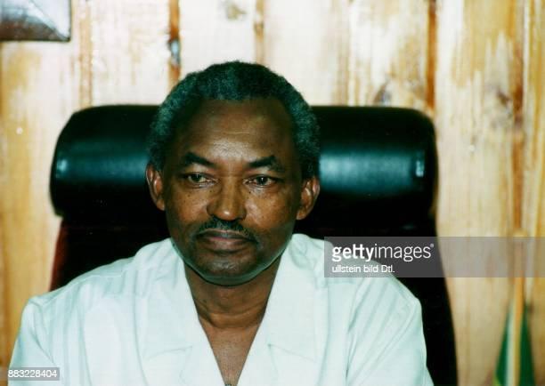 Politiker Tansania Premierminister Porträt 00071995