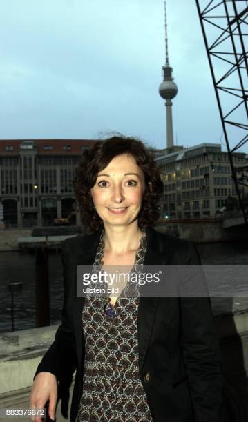 Politikerin Ramona Pop anläßlich ZDFSommerfest in Berlin