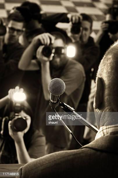Polititician et Paparazzi