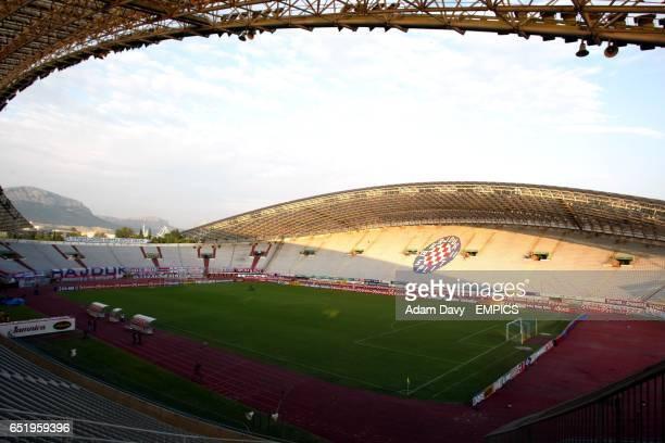 Poljud Stadium Home of Hadjuk Split