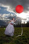 Polka Dot Dress Series