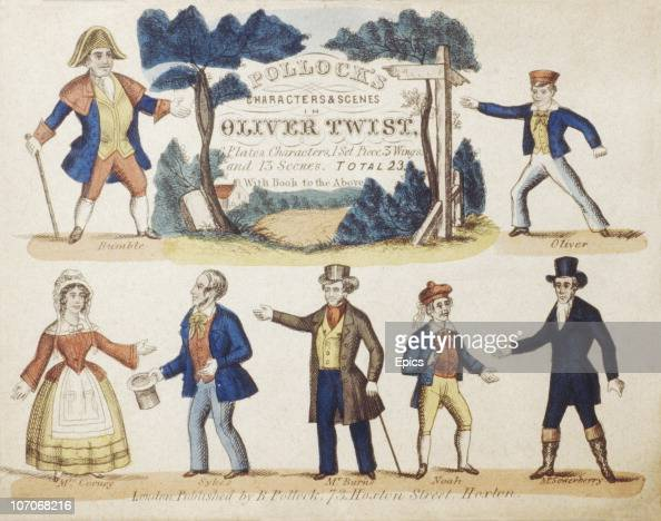 an examination of the character of oliver twist by charles dickens Another early example of the social novel is charles  dickens's second novel, oliver twist  to be a framework for the examination of social and.