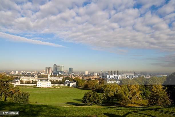 汚染をロンドン