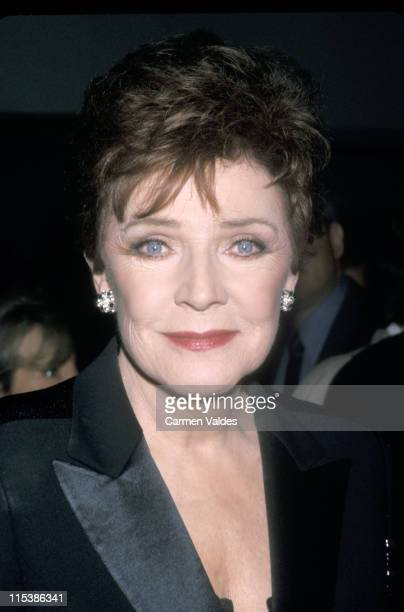 Polly Bergen during 46th Annual Drama Desk Awards at FH LaGuardia Concert Hall at Lincoln Center in New York City NY United States