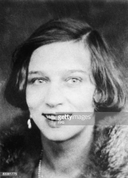 Polly Hamilton Keele girlfriend of American bank robber John Dillinger 1934 She was with him at the Biograph Theater in Chicago when he was shot and...