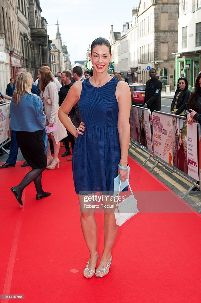 Pollyanna McIntosh attends the Closing Night Gala and International Premiere of 'We'll Never Have Paris' at Festival Theatre during the Edinburgh International Film Festival on June 29, 2014 in Edinburgh, Scotland.