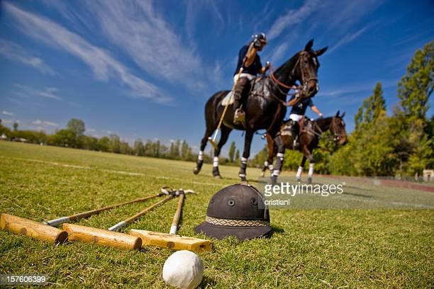 Polo de chevaux
