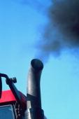 Polution From Diesel Exhaust