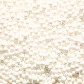 Polystyrene packing balls, full frame