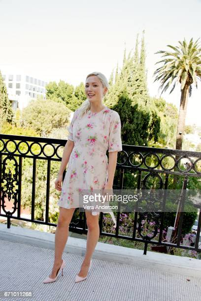 Pom Klementieff at the 'Guardians of the Galaxy Vol 2' Press Conference at the London Hotel on April 20 2017 in West Hollywood California