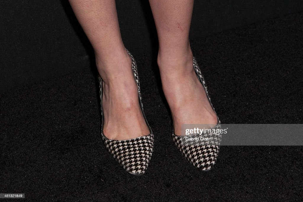 Pom Klementieff attends The Hollywood Foreign Press Association And InStyle Celebrates The 2014 Golden Globe Awards Season at Fig Olive Melrose Place...