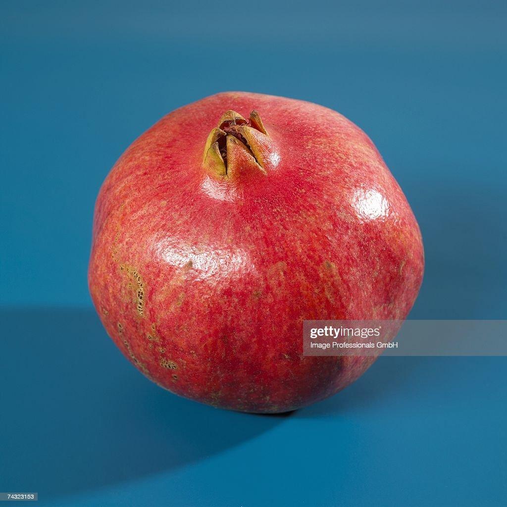 A pomegranate : Stock Photo