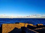 Pomeriggio al porto di Catania