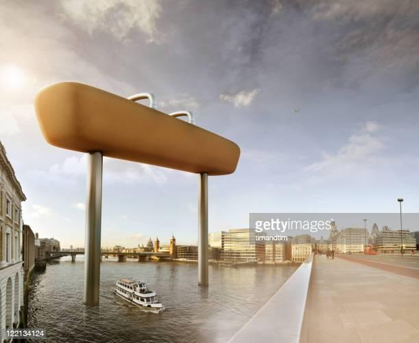 Pommel horse in Olympic London