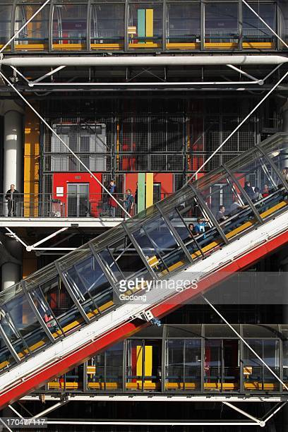 Pompidou Center Paris France