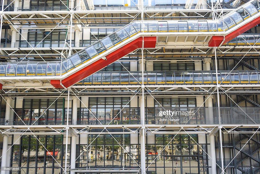 Pompidou Centre, Paris, France