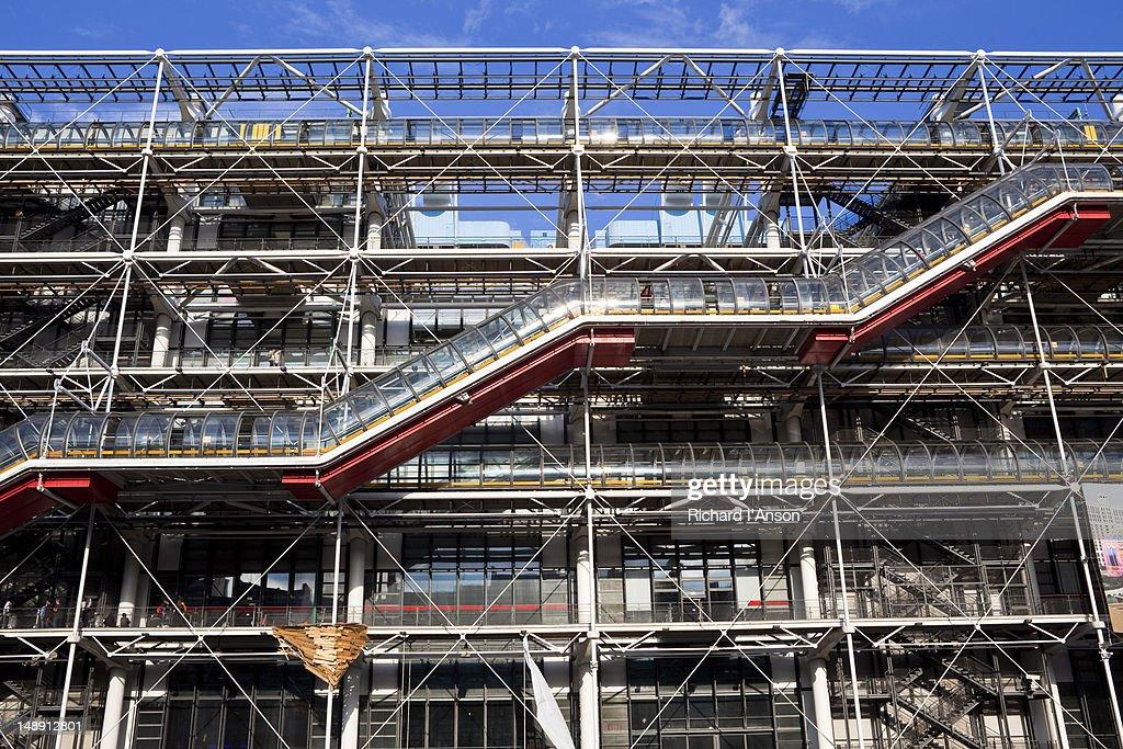 Pompidou Centre.
